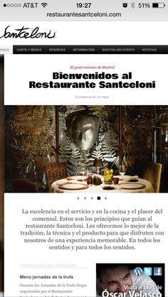 Santceloni Madrid