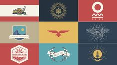 Flat design is everywhere these days, almost to the point of parody. Now, even state flags have been given a flat makeover, courtesy of a creative agency based in Washington D.C. The result is a set of pretty flags that basically look like the state flags turned into app icons.