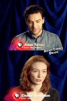 Aidan and Eleanor - Poldark 2015 - from Aidan Turner Brasil/facebook - https://www.facebook.com/498187100230401/photos/a.498190766896701.1073741826.498187100230401/819978348051273/?type=1&theater