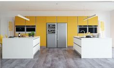 Modern & Contemporary Kitchens By Imperial Fitted By Style of Lincoln