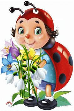 Solve Cute ladybug jigsaw puzzle online with 117 pieces