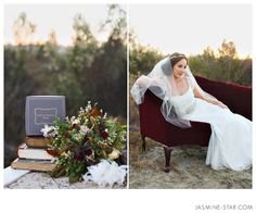 Right side picture --Wedding Veils : My Olivia Nelson Photo Shoot