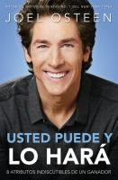 "Read an excerpt from Undeniable Qualities of a Winner"" by Joel Osteen.From ""You Can, You Will"" by Joel Osteen, Copyright (c) Reprinted by permission of FaithWords. All rights reserved. Great Books To Read, New Books, Joel Osteen Español, English Book, Bestselling Author, Self Help, Audio Books, Best Sellers, Canning"