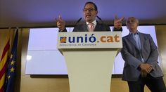 Espadaler se ofrece por primera vez para ser el candidato de Unió