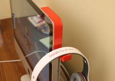 【楽天市場】[ヘッドホン 掛け フック iMac Kancha] 「Made in SPAIN」のスタイリッシュで高級感のあるiMac用フック「Kancha for iMac」:スペックダイレクト楽天市場店