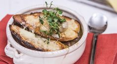 Easy(er) French Onion Soup