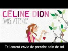 """Celine Dion - Les petits pieds de Léa """"avec paroles"""" pensées pour Marie"""