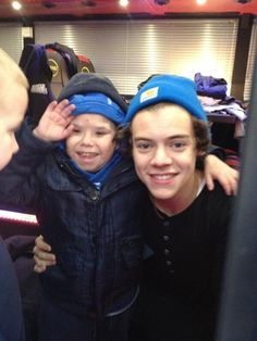 he shouldn't be allowed to be near small children...it hurts my feels