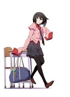 El anime de Owarimonogatari estrena vídeo promocional