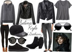 Inspired By: Gotham {Selina Kyle}
