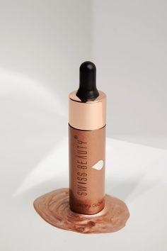 Amplify your skin's illumination with swiss beauty drop and glow liquid highlighter. #highlighter #makeuplooks #liquidhighlighter #highlight #cosmetics #makeup #makeupproducts #beautyproducts #swissbeauty