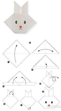 Wunderschöne Tiere aus Papier falten - Schablonen zum ausdrucken-dekoking-com-5