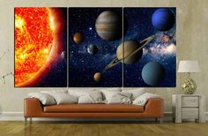 Image result for solar system canvas prints south africa