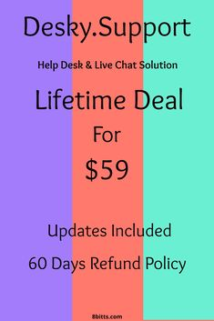 We got one with a lifetime deal!Support is a Help Desk + Live Chat solution designed to improve customer experience by simplifying customer support requests and conversations. Grab this deal before it expires. Get One, How To Get, Help Desk, Customer Experience, Customer Support, Software, Technology, Live, Tech