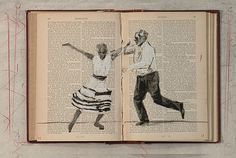 William Kentridge and Vivienne Koorland's 'Conversations in Letters and Lines' at the Fruitmarket Gallery, Edinburgh