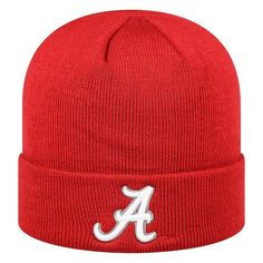 Youth Top of the World Alabama Crimson Tide Tow Cuffed Beanie, Other Clrs
