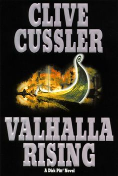 I like adventure action novels and I like Clive Cussler he has a great tale plus a lot of educational facts to his story he knows his material.