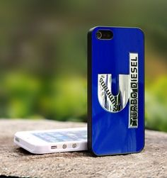 Cummins Turbo Diesel - For iPhone 5 Black Case Cover | TheCustomArt - Accessories on ArtFire