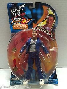 tas010396 2001 jakks wwe sunday night heat wrestling figure kurt angle