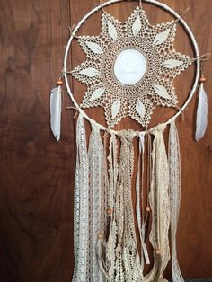 Gran cosecha de ganchillo del cordón bohemio por sewaudrey en Etsy