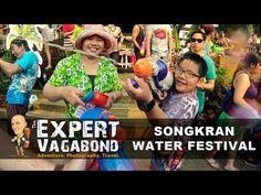 Songkran Festival 2013: Epic Water Fight!