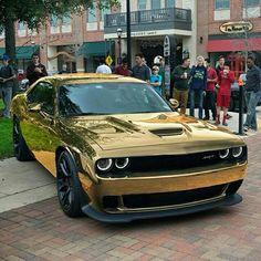 Gold Hellcat