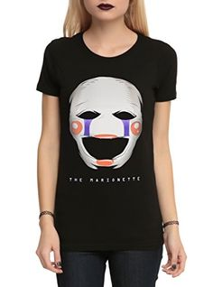 Five Nights At Freddy's Marionette Girls T-Shirt Hot Topic https://www.amazon.com/dp/B0154KH1SY/ref=cm_sw_r_pi_dp_6EyDxb9PWMRG7