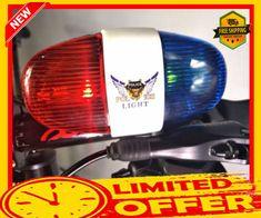 Bike Bicycle Alarm Siren Police Fire Engine Ambulance Microphone Kids Boys