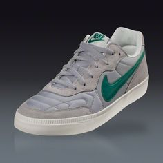 f9c2fc8e5430 Buy Nike NSW Tiempo Trainer - wolf grey mystic green med gum brown