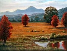 Image result for foothills paintings