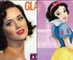 Cartoon Characters and Their Look-Alikes (25 pics)   MAKE ME LAUGH ...