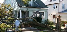 Dealing with Storm Damage to Your Home