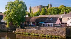 Haverfordwest history, activities, food and drink, accommodation and transport.