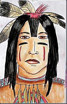 native american art activity
