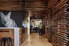 Chicago-based Partners by Design repurposes an old factory to create an energy-filled office space.