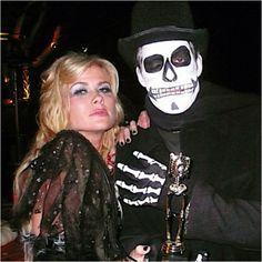 Galen Gering & Ali Sweeney- Ali's Halloween Party