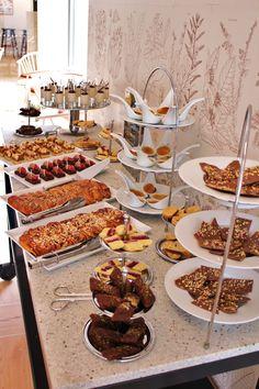 Dessert Buffe, Swedish Treats