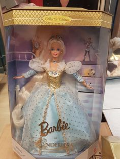 Barbie Sammlerbarbie Sammler CINDERELLA