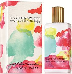 Taylor Swift Incredible Things Eau de Parfum Spray, 1.7 Ounce  http://www.womenperfume.net/taylor-swift-incredible-things-eau-de-parfum-spray-1-7-ounce-2/