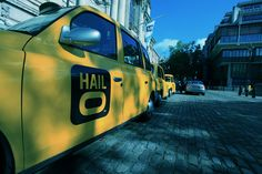 Taxi Race - Real time cab hailing.