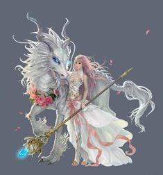 Amazing Digital Art by Chinese artist Yang Qi.