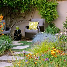water wise garden design guide idea to steal invite meandering sunset