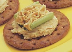 Peanut Butter and Celery Snacks will become your go-to after school snack!