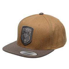 ELEMENT Kinda Cap casquette snapback rust brown 35,00 € #skate #skateboard #skateboarding #streetshop #skateshop @playskateshop