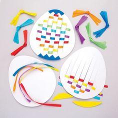 Kits de tecelagem de ovos de Páscoa - #Páscoa #tecelagem - #New