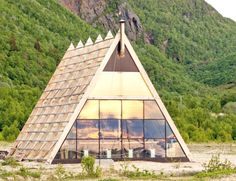 World's largest public sauna unveiled in the Arctic Circle