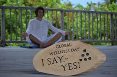 We say...Yes! Six Senses Spa Laamu joined the #GlobalWellnessDay initiative, Maldives