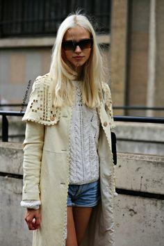 that jacket still gets me. #SashaLuss #offduty in Paris.