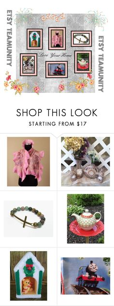 """""""Love Your Home"""" by galina-780 ❤ liked on Polyvore featuring etsy, etsyseller and EtsyTeamUnity"""