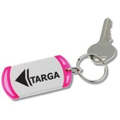 They'll gravitate toward your door when they see you giving out keychains!